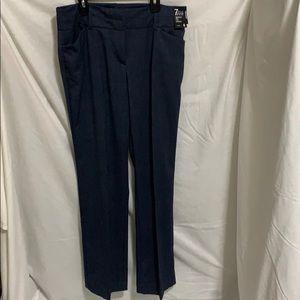 Blue slacks from NY&C